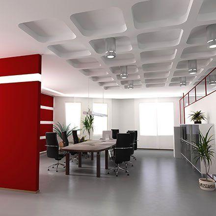 La mejor forma de tener unos precios competitivos. Montaje de oficinas de pintura Barcelona, techos, tabiques, instalación de muebles pintura, aislamiento y todo tipo de obras.