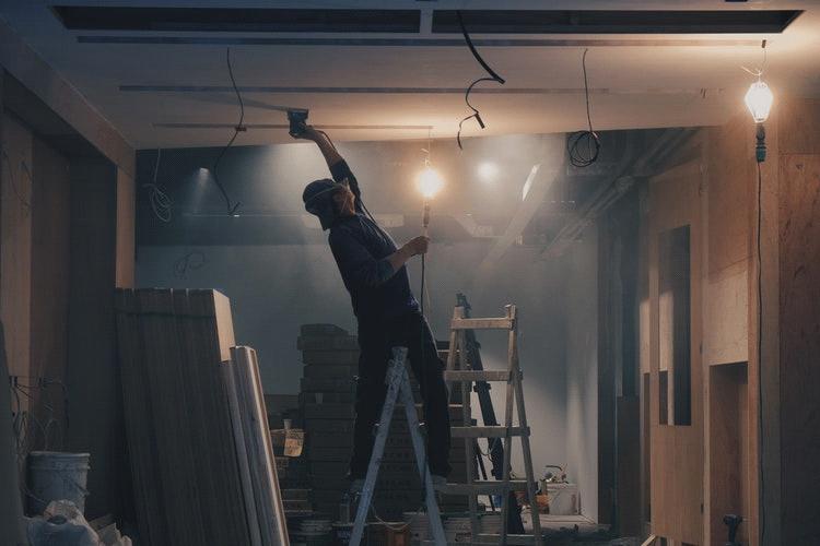 Elevador de pintura